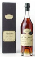 Armagnac Saint-Christeau Millesime 1980 year / Арманьяк  Сент-Кристо 1980