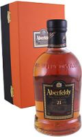 Aberfeldy Aged 21 years, with box / Аберфелди 21 лет, п/у
