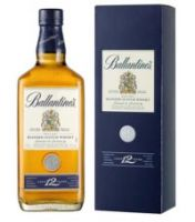 Ballantines Aged 12 years, with box / Баллантайнс 12 лет, п/у