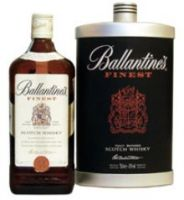 Ballantines Finest, Tin Box / Баллантайнс Файнест, Tin Box