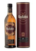 Glenfiddich Solera Reserve Aged 15 years, with box / Гленфиддик Солера Резерв 15 лет, п/у
