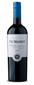 Viu Manent, Estate Collection Merlot Reserva  /  Вью Манент, Эстейт Коллекшн Мерло Ресерва 2011
